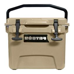Fatboy 10QT Rotomolded Cooler Chest Ice Box Hard Lunch Box -