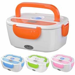 Portable Electric Heating Lunch Box Food Heater Bento Warmer