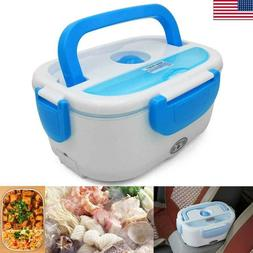 12V Portable Lunch Box Electric Food Storage Car Container H
