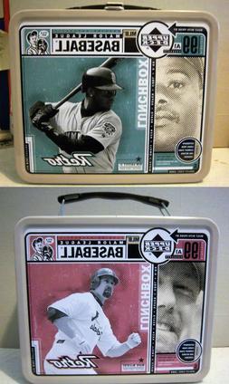1999 Ken Griffey jr / McGuire Lunchbox baseball sports MLB C