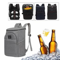 20L Insulated Cooling  Lunch Box Bag Backpack Picnic Camping