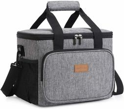 24Can Soft Cooler Coleman Hard Liner Work Lunch Box Food Sto