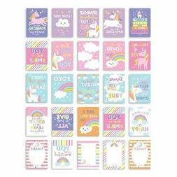 25 Unicorn Lunch Box Notes For Kids, Lol Fun Love Notes For