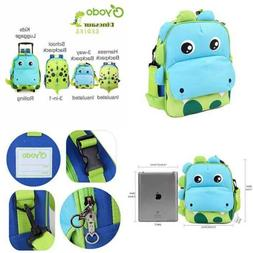3 Way Convertible Playful Insulated Kids Lunch Boxes Carry B