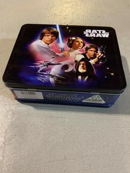 The Tin Box Company 344707-DS Star Wars Vintage Classic Tin
