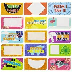 60 Kids Christian Children Lunch Box Inspirational Notes Car