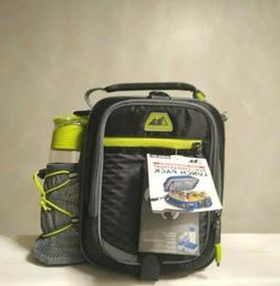 8 Piece AZ Pro High-Performance Dual-Compartment Lunch Box