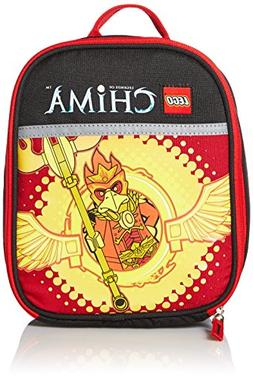 LEGO Chima Master of Fire Vertical Lunch, Red, One Size