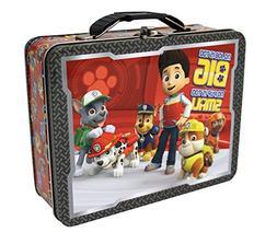 The Tin Box Company 387607-12 Paw Patrol Carry All Tin- Asso