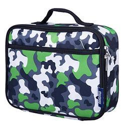 Wildkin Lunch Box - Camouflage