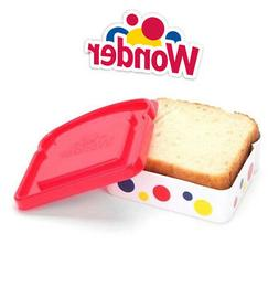 Wonder Bread Sandwich Container, Colors May Vary