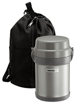 Zojirushi SL-JAE14SA Mr. Bento Stainless Steel Lunch Jar, Si