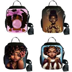 Afro African Beauty Black Princess Cool Black Girls Portable