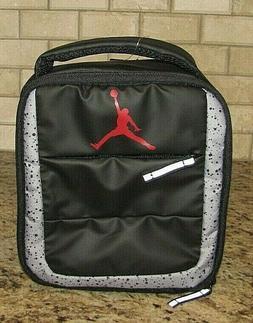 Air Jordan Jumpman Lunch Box School Bag Black Nike