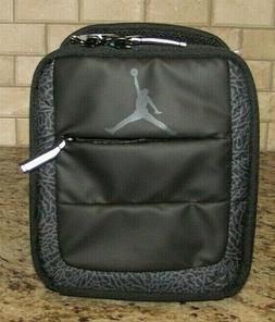 Air Jordan Jumpman Lunch Box School Black Nike Bag