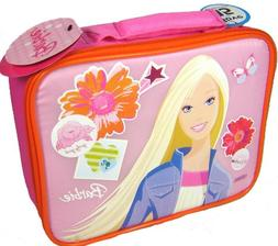 Barbie Lunch Box Bag Girly Girl Vote Barbie