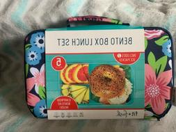 Bento Box Lunch Set