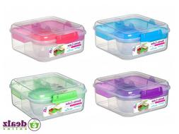 Sistema Bento Cube To Go1.25L Healthy Eating Work School Lun