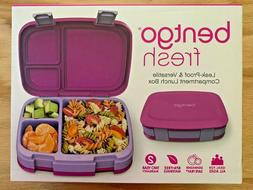 bento fresh Leak-Proof Compartment Lunch Box - BPA FREE