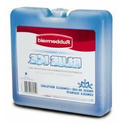 "2-Pack Rubbermaid Blue Ice Weekender Pack 7"" x 6.7"" Cooler L"