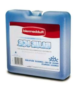 "Rubbermaid Blue Ice Weekender Pack 7"" x 6.7"" For Cooler Lunc"