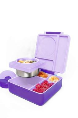 OmieBox Bento Box with Kids Thermos | Leak Proof, Insulated