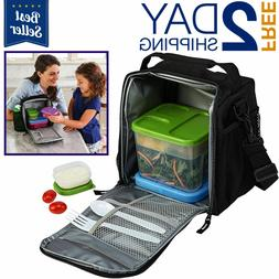 Box Lunch Packing Bag School Children Bag For Men Women Medi