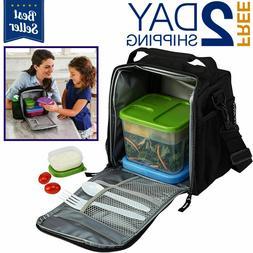 Box Lunch Packing Bag School Children Bag For Men Women Medi