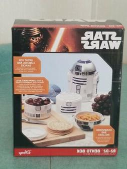 Brand New R2-D2 Bento Box Star Wars