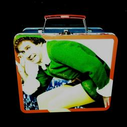 BUDDY THE ELF Large Tin Tote / Metal Lunch Box