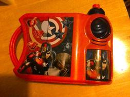 Marvel Captain America & Avengers CHILDRENS Lunch Box & Spor