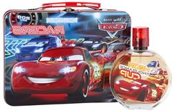Disney CARS Cologne for Boys with Lunch Box  3.4 oz EDT *NIB