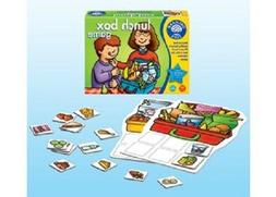 Orchard Toys Children's Game - Lunch Box Game