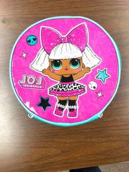 Children's LOL Round Foil Lined Lunch Box Featuring Diva Bab