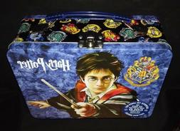 Classic HARRY POTTER Large Tin Tote / Metal Lunch Box