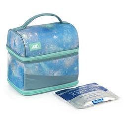 Arctic Zone Classics Expandable Secret Bucket Lunch Box with