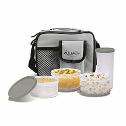 Milton Combi Meal Lunch Box With Microwave-Proof Containers