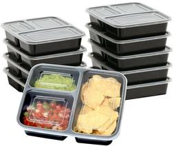 Compartment Food Storage Container-Kitchen, Lunch-Box, Dinin