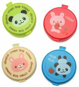 Kotobuki Condiment Containers for Bento Box, Mini, Animal Fr