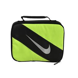 Nike Contrast Insulated Reflective Volt Tote Lunch Bag