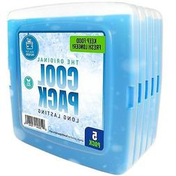 Cool Pack, Slim and Reusable Ice Pack for Lunch Box or Coole