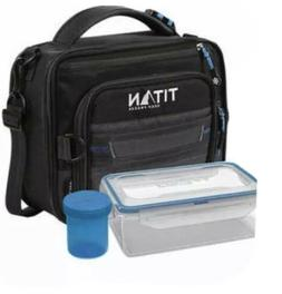 Titan Deep Freeze 2-pack Insulated Expandable Lunch Box