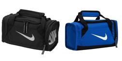 Nike Deluxe Mini Duffle Style Insulated Tote Lunch Box Black