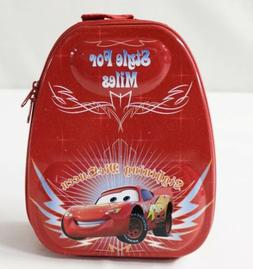 Disney Cars Lunch Box Carry-All Zipper Tin Styles For Miles