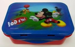 Disney Mickey Mouse  Lunch Container Box   by ZAK BPA Free