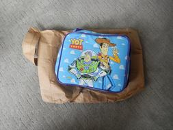 Disney Toy Story Woody Buzz Lightyear Thermos Lunch Bag Lunc