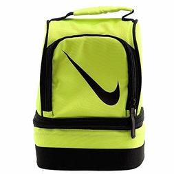 Nike Dome Lunch Bag Neon Yellow Color