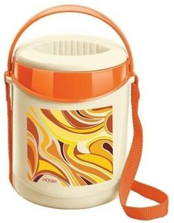 Milton Econa Deluxe 3 Insulated Tiffin Food Warmer Lunch Pac