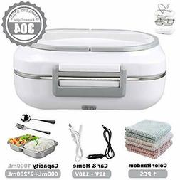 ElementDigital Electric Heating Lunch Box Car-use Food Heate
