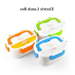 110V Home Electric Heating Lunch Box Food Heater Portable Lu